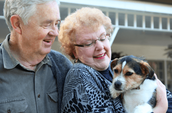 Six Surprising Benefits of Keeping Pets for Senior Citizens