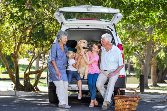 How To Enjoy Senior-Friendly Day Trips With Your Family