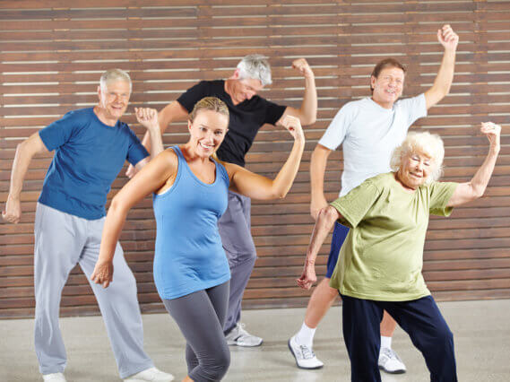 Maintaining Your Weight in Your Golden Years